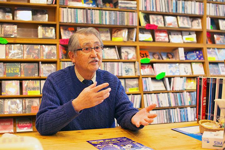 守山銀座商店街振興組合理事長 北田照夫さん